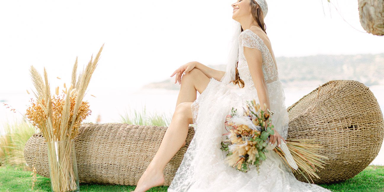 BOHO WEDDING Sparkling Day