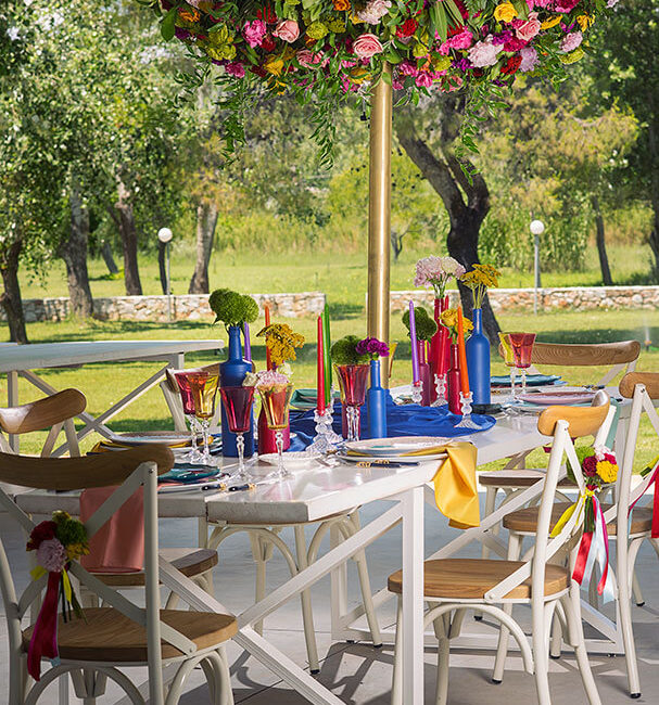 FIESTA WEDDING RECEPTION STYLED SHOOT Sparkling Day