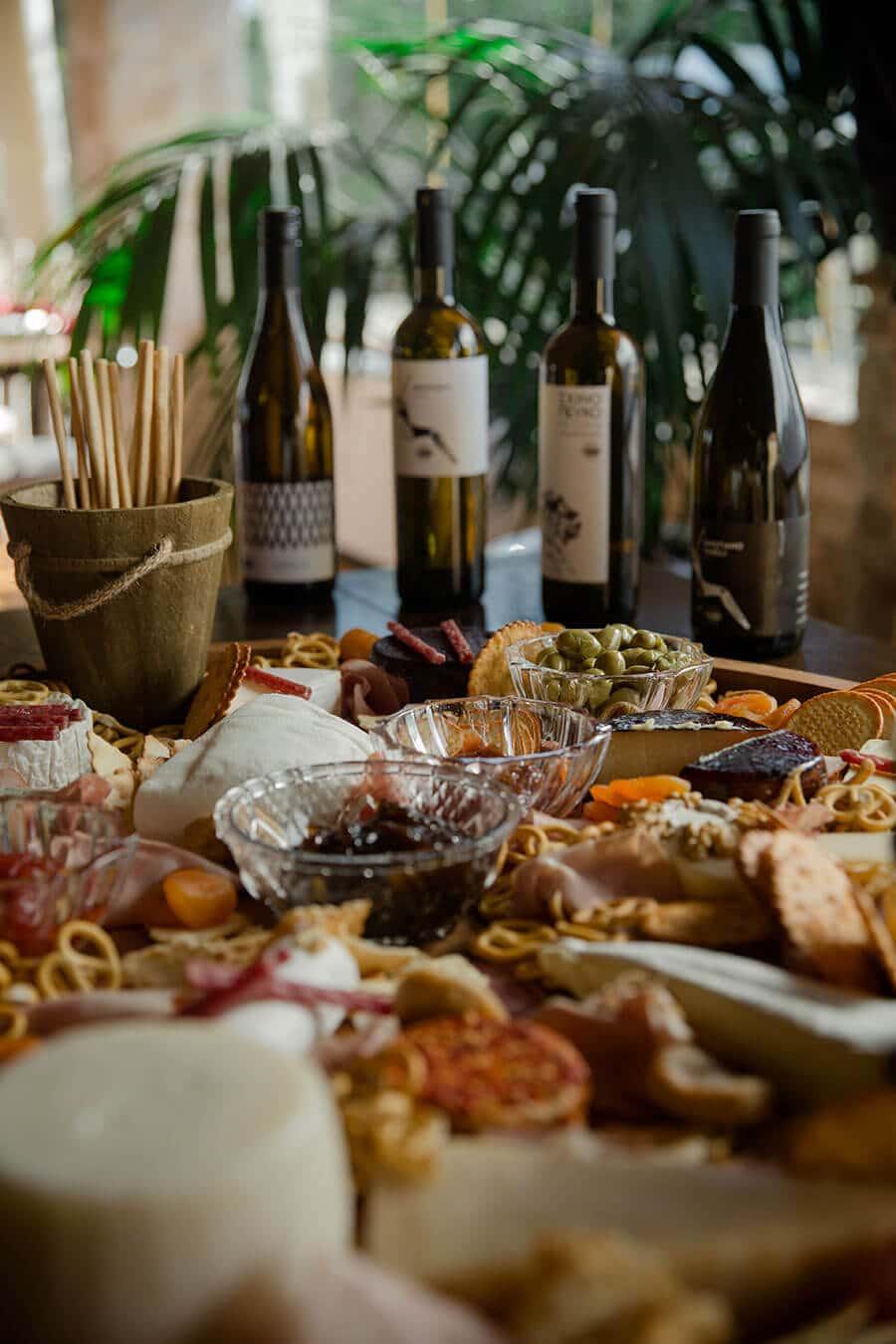 2-Wine-Pairing-Cheese-board